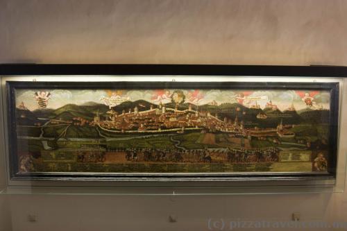 Древний Айзенах и замок Вартбург