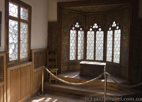Помещения замка Вартбург