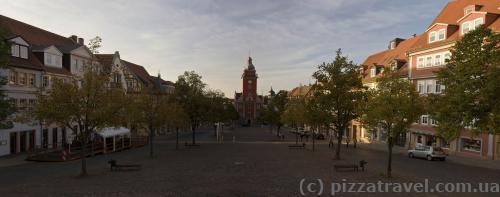 Улица Главный рынок (Hauptmarkt)