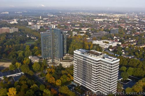 View of Dortmund