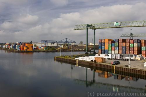 Порт в Дортмунде