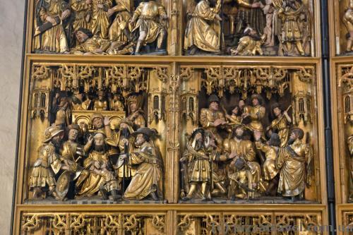 Золотое чудо Вестфалии