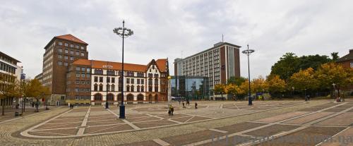 Площадь Мира (Friedensplatz)