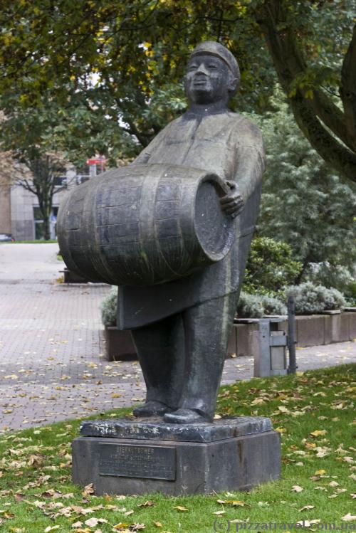 Возчик пивоваренного завода (Bierkutscher)