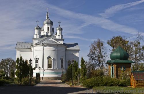 Тригорский монастырь
