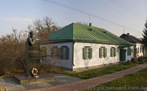 Museum of Ivan Nechuy-Levytsky in Stebliv