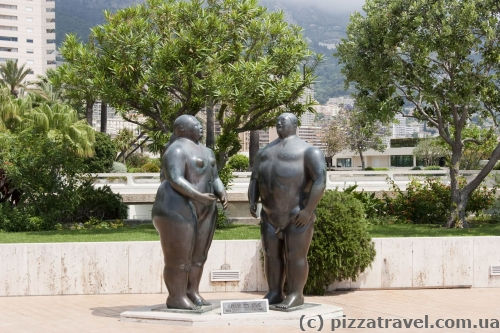 Typical inhabitants of Monte Carlo? :)