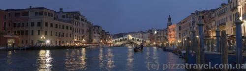 Вечерняя Венеция