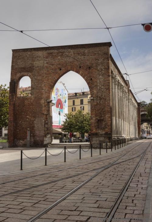 Колонны Св. Лоренцо в Милане