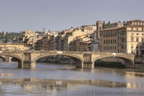 Мост Святой Троицы (Ponte Santa Trinita)