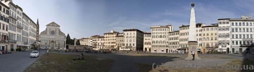 Площадь Санта-Мария-Новелла