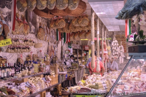 Amazing butcher shops in Italy