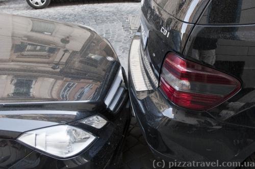 Майстри парковки