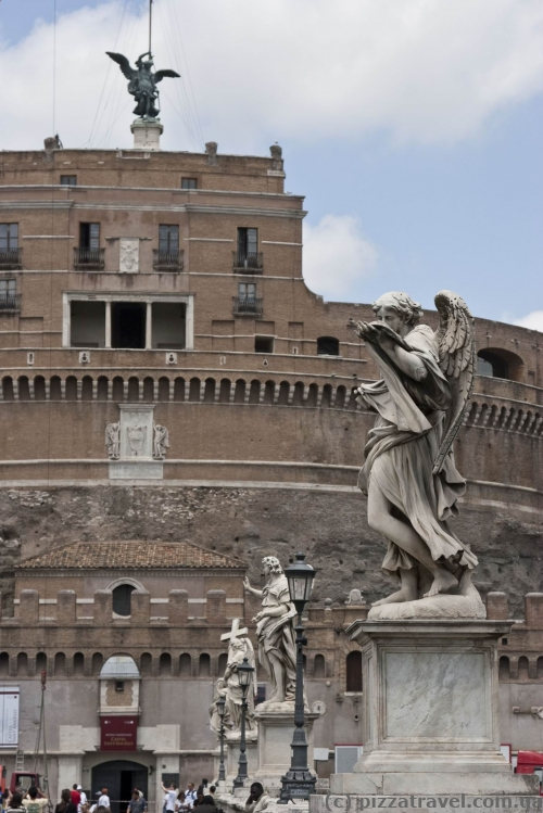 Mausoleum of Hadrian (Castel Sant'Angelo)