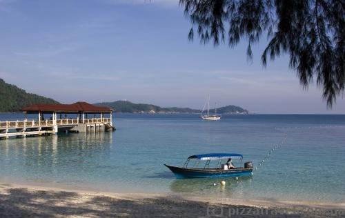 Пляж отеля PIR