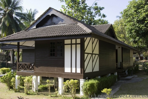 Bungalow at the PIR hotel