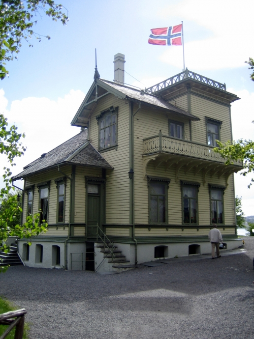 Troldhaugen (Troll Hill) - House of Norwegian composer Edvard Grieg