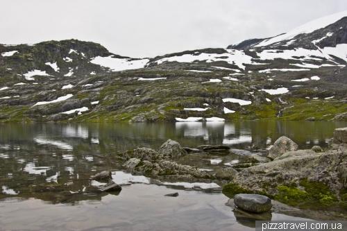 Озеро Дюпватнет