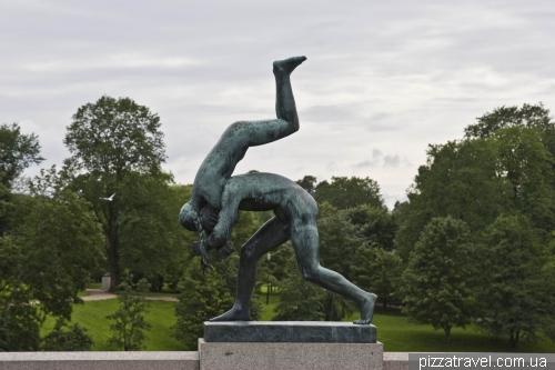 Парк скульптур Вигелана