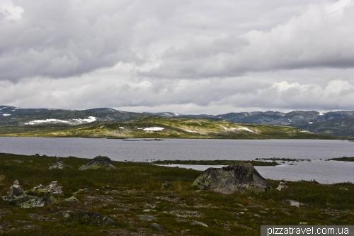 Hardangervidda Plateau
