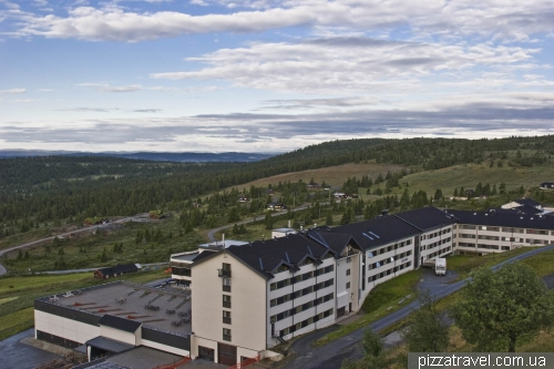 Готель Storefjell Resort