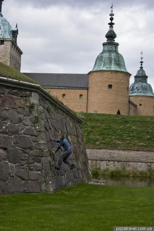 Assaulting the Kalmar Castle :)