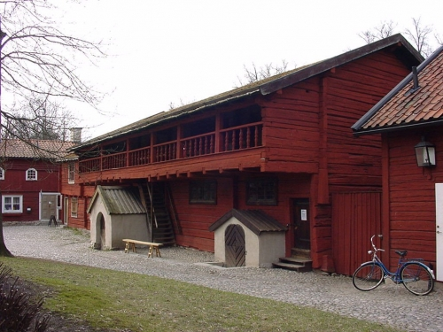 Вадкепинг - деревня-музей под открытым небом