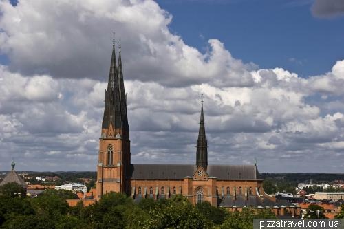 Кафедральный собор Уппсалы (1260—1435)