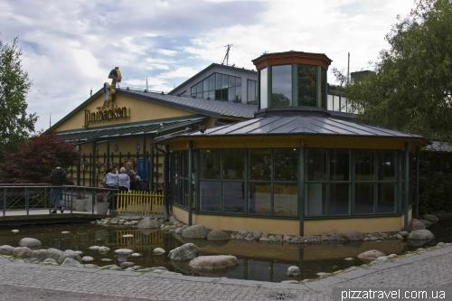 Junibacken, a fabulous museum in Stockholm