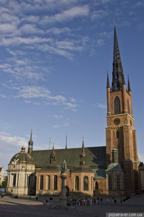 Riddarholmen Church