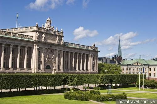 Riksdag (Swedish Parliament)