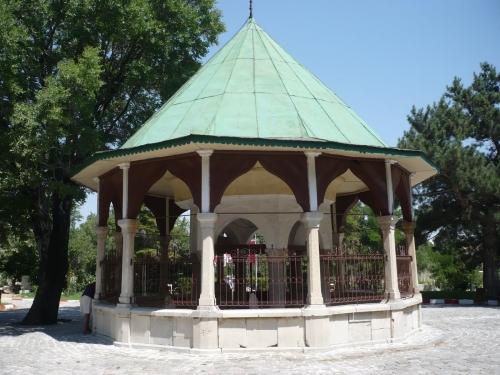 Могила и мавзолей Ходжи Насреддина