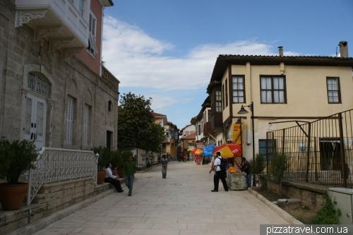 Анталія, старе місто
