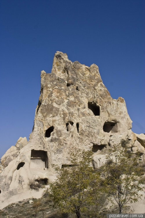 Monastery in Goreme