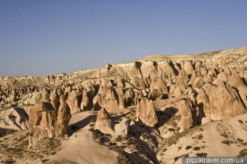 Imagination Valley in Cappadocia