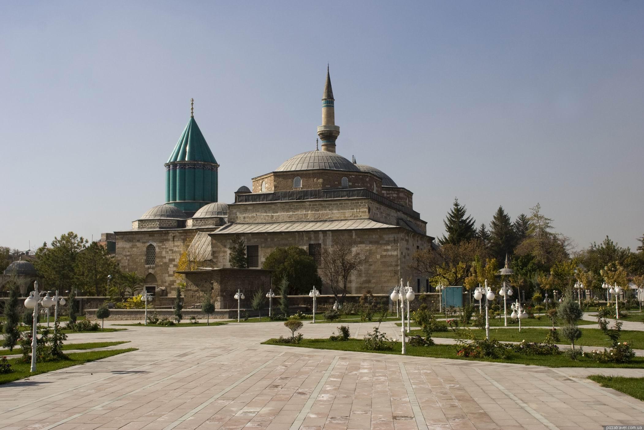 Mevlana Museum In Konya Turkey Blog About Interesting