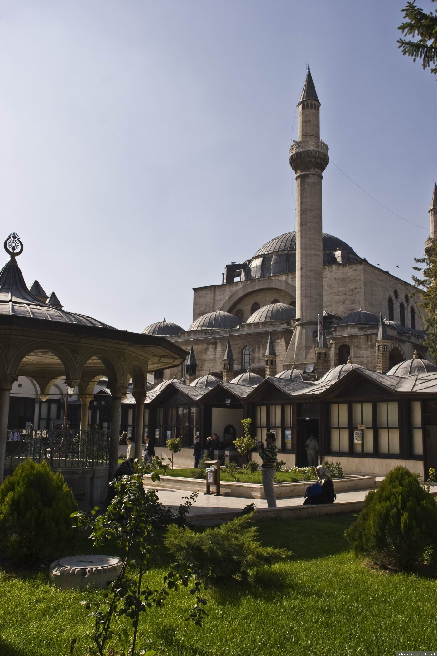 Mevlana Museum in Konya - Turkey - Blog about interesting ...