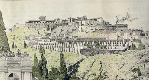 Древний Пергамон