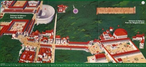 Reconstruction of Ephesus