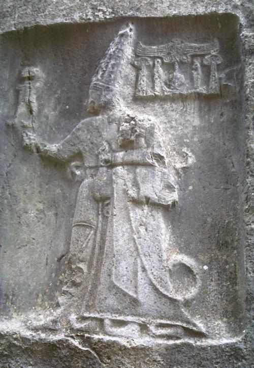 Бог Шаррума и царь Тудхалия (1250—1220 гг. до н. э.)