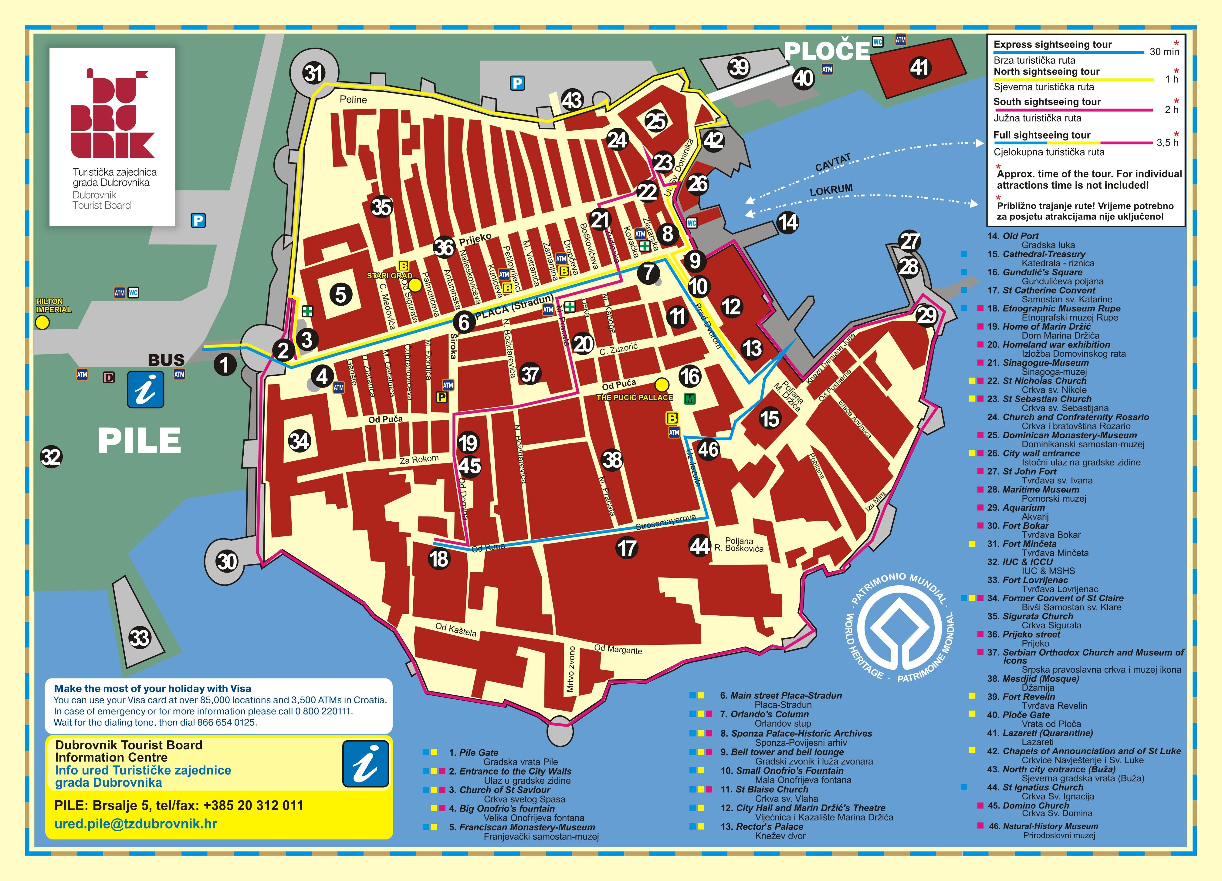 Dubrovnik Croatia Blog About Interesting Places