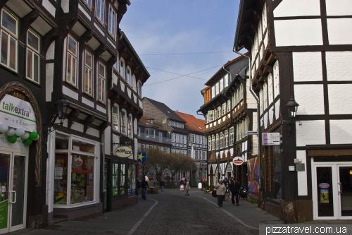 Улица Lange Bruecke