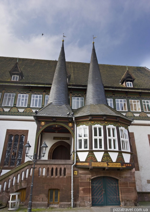 City Hall in Einbeck