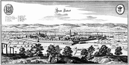Айнбек 1654 года