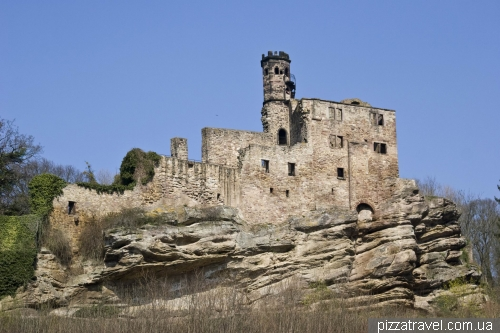 Замок Харденберг
