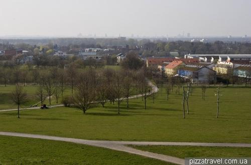 Район Кронсберг у Ганновері