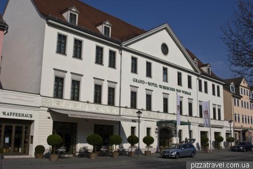 Отель Русский двор в Ваймаре
