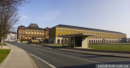 New museum in Weimar