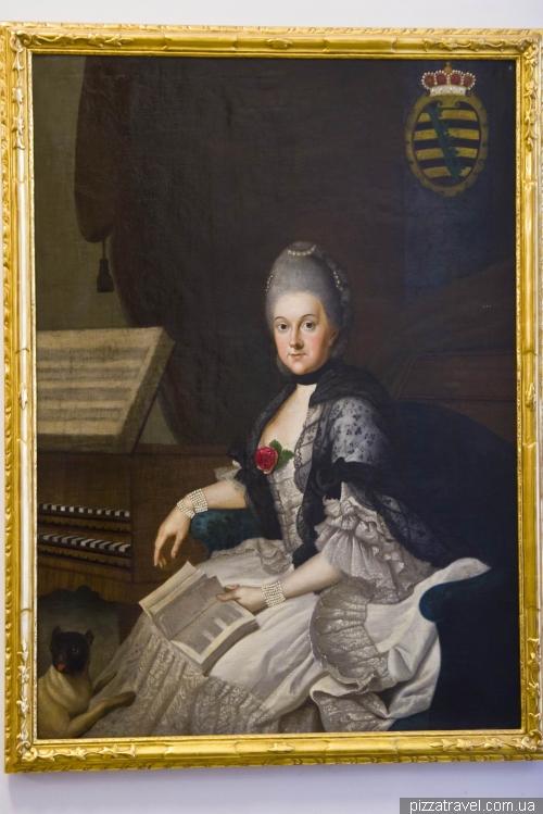 Герцогиня Анна Амалія