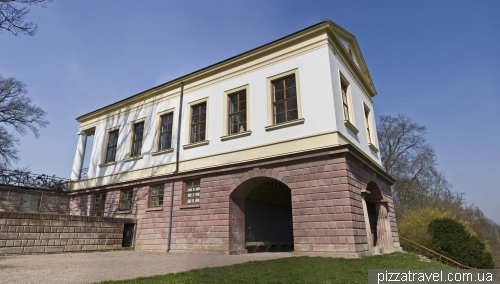 Roman house in Weimar